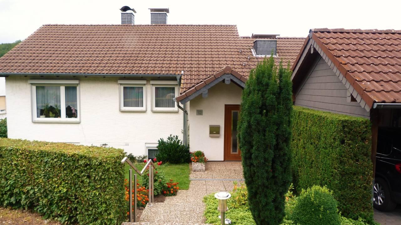 Ferienwohnung arlt detmold berlebeck 2 schlafzimmer for Wohnzimmer 60 qm